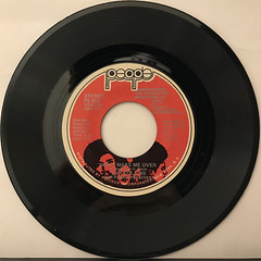 LYN COLINS:DON'T MAKE ME OVER(RECORD SIDE-A)