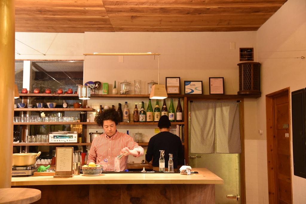 Soba Ichi for Dinner