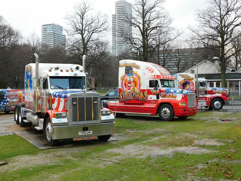 Circus Vegas Den Haag NLD 22-12-18