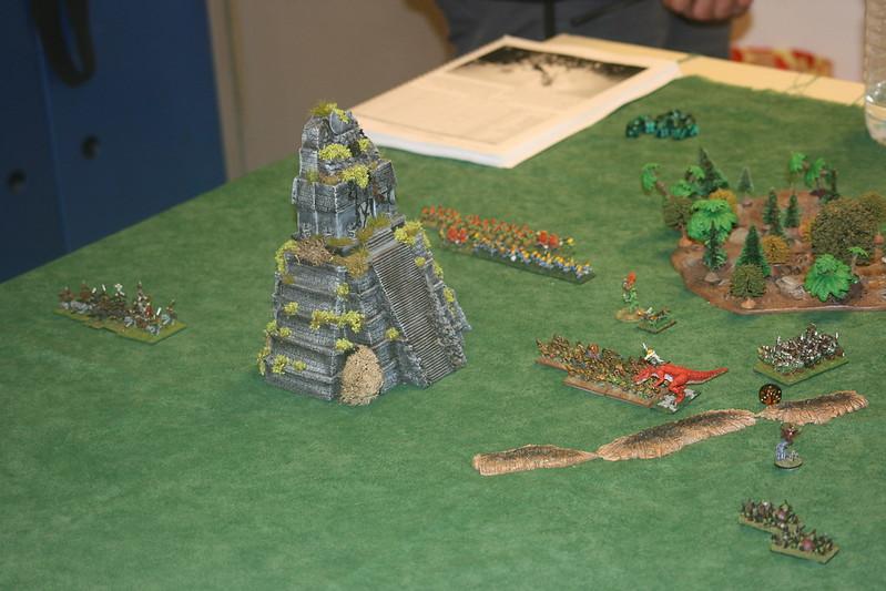 [4000 - Orcs+HL vs Khemri] La bataille des pyramides noires 46466207935_4c25598f77_c