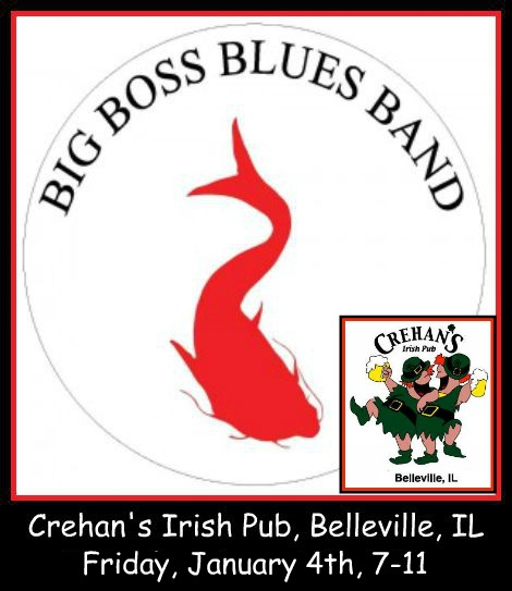Big Boss Blues Band 1-4-19