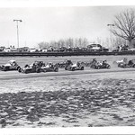 Eldora 500 Start of 1966 Modified race 24 center spread