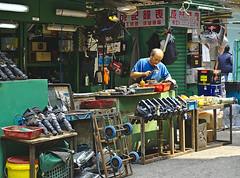 Reclamation Road Kowloon