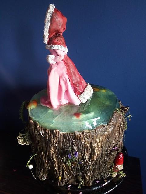 Cake by Jen Moran of Jens Bakey Cakey