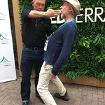 Robert Patrick & Xander Berkeley at our WellHaus event experience at SXSWi!