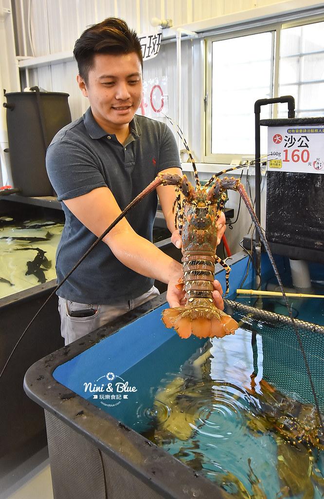 阿布潘水產 海鮮市場 台中海鮮 批發 龍蝦17