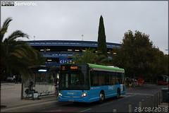 Heuliez Bus GX 127 - Les Courriers du Midi (Keolis) / Transp'Or