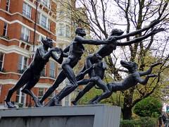 GOC London Public Art 2 114: The Rush of Green