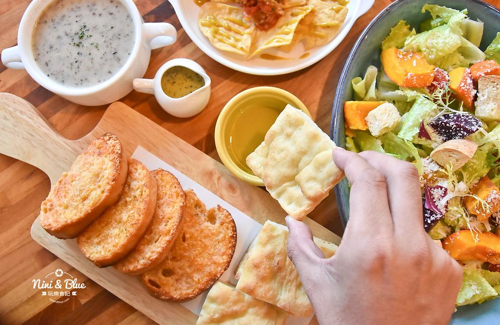 布佬廚房 台中蔬食 素食菜單12