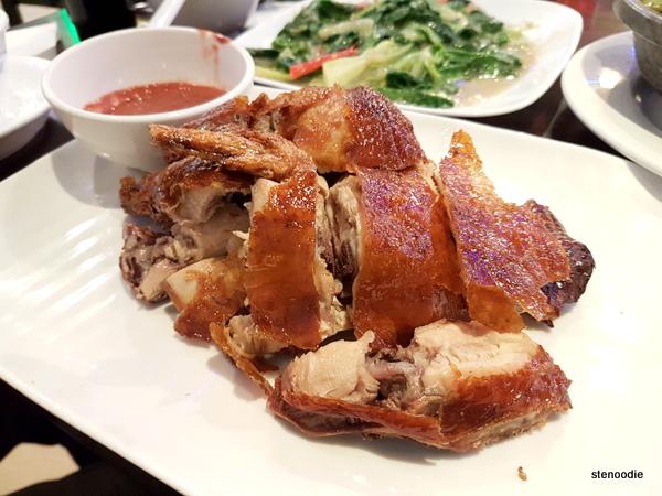 Fried chicken (half)