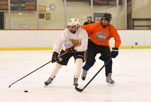 Vermont Academy:  Alumni Hockey 2019