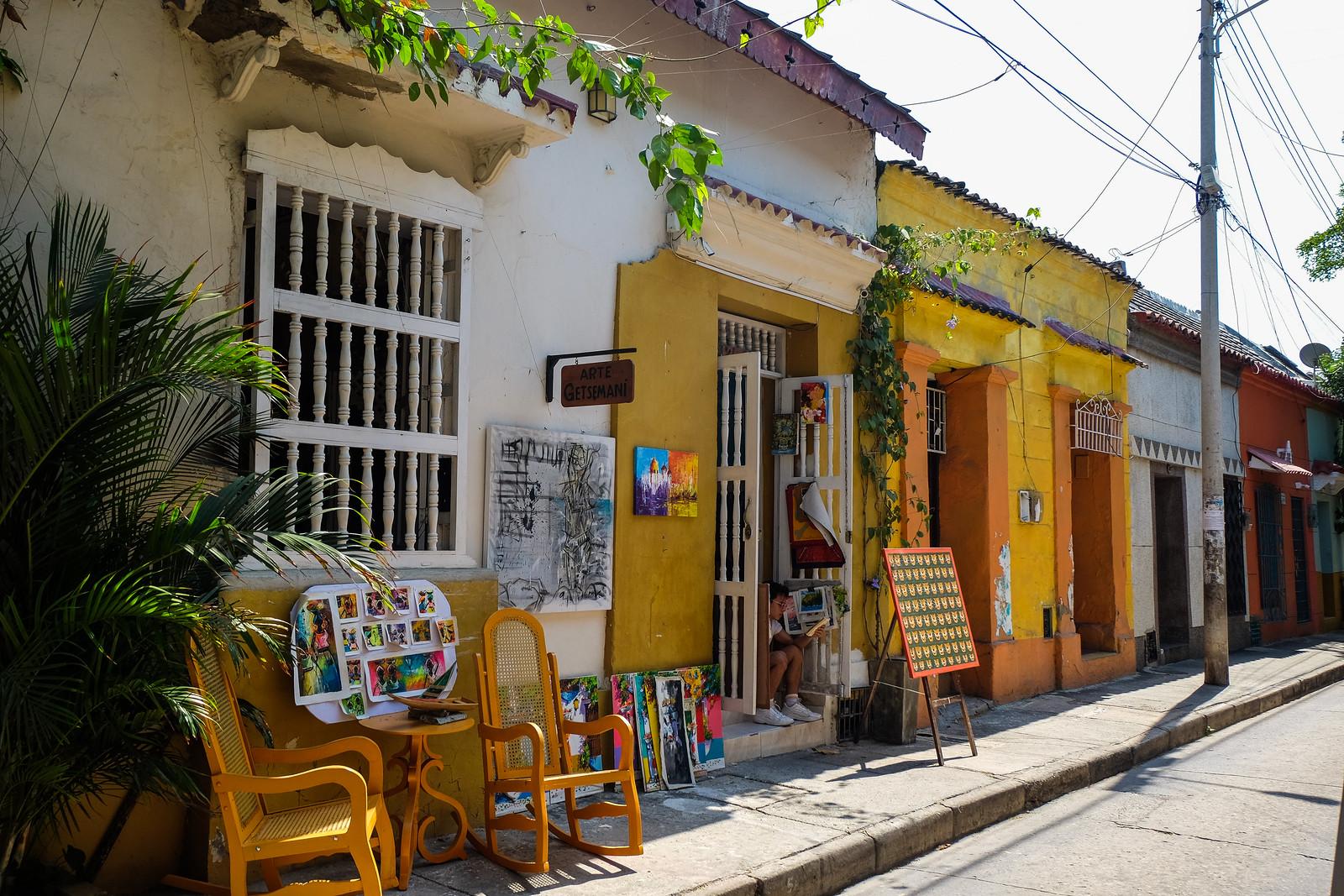 Getsemani / Cartagena, Colombia