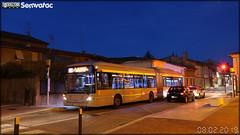 Heuliez Bus GX 437 Hybride - Tisséo n°1666 - Photo of Saint-Lys