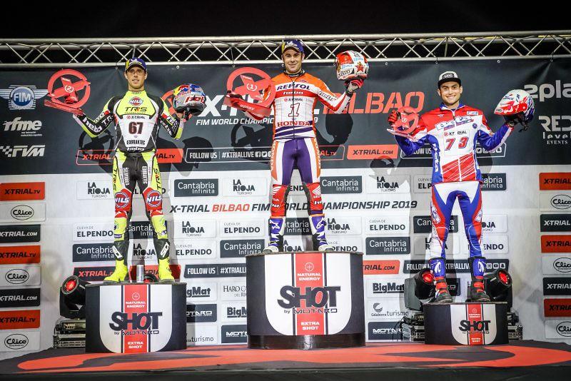 Mundial X-Trial Bilbao 2019