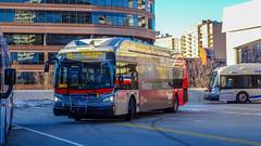 WMATA Metrobus 2016 New Flyer Xcelsior XN40 #2939