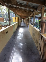 Gatorama Walkway - Front Portion