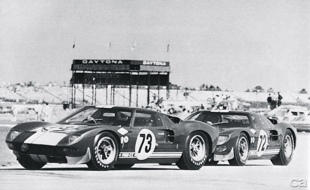 GT40 Daytona 1965