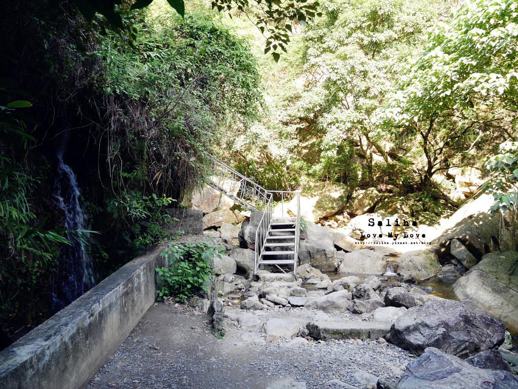 宜蘭礁溪秘境推薦猴洞坑瀑布白石腳步道 (1)