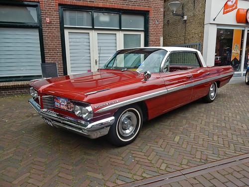 Pontiac Bonneville Sedan 1962 (N1968)