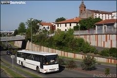 Irisbus Récréo - Les Courriers de la Garonne (Transdev) n°11694