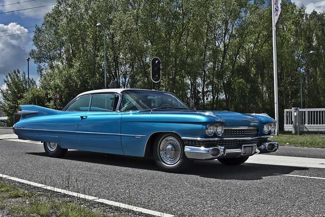 Cadillac Coupé DeVille 1959 (2618)