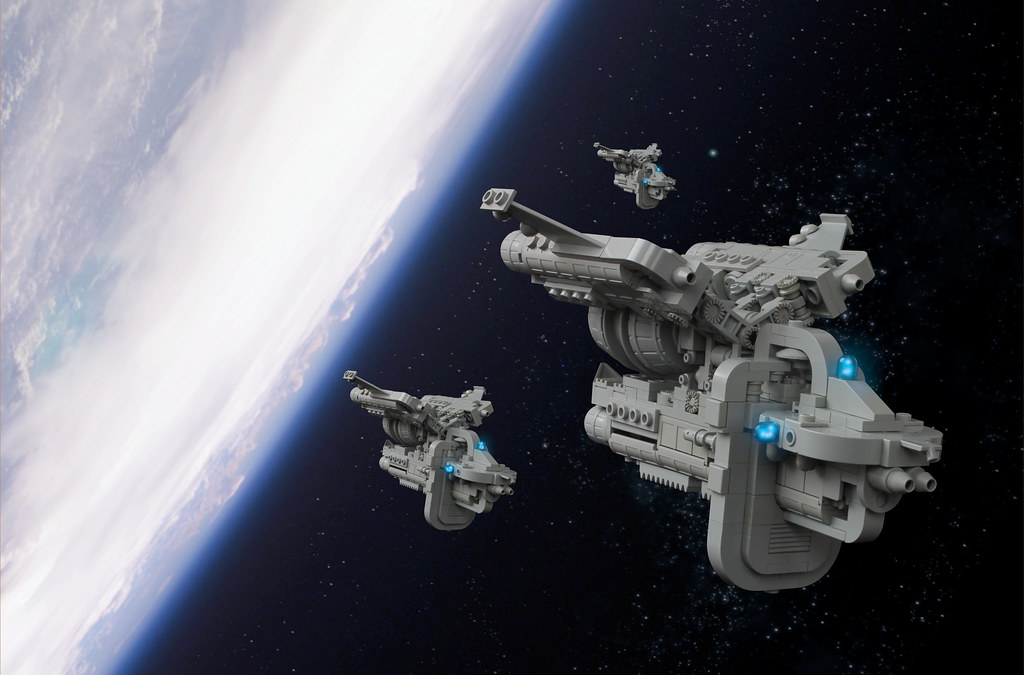 Federation Tradeships