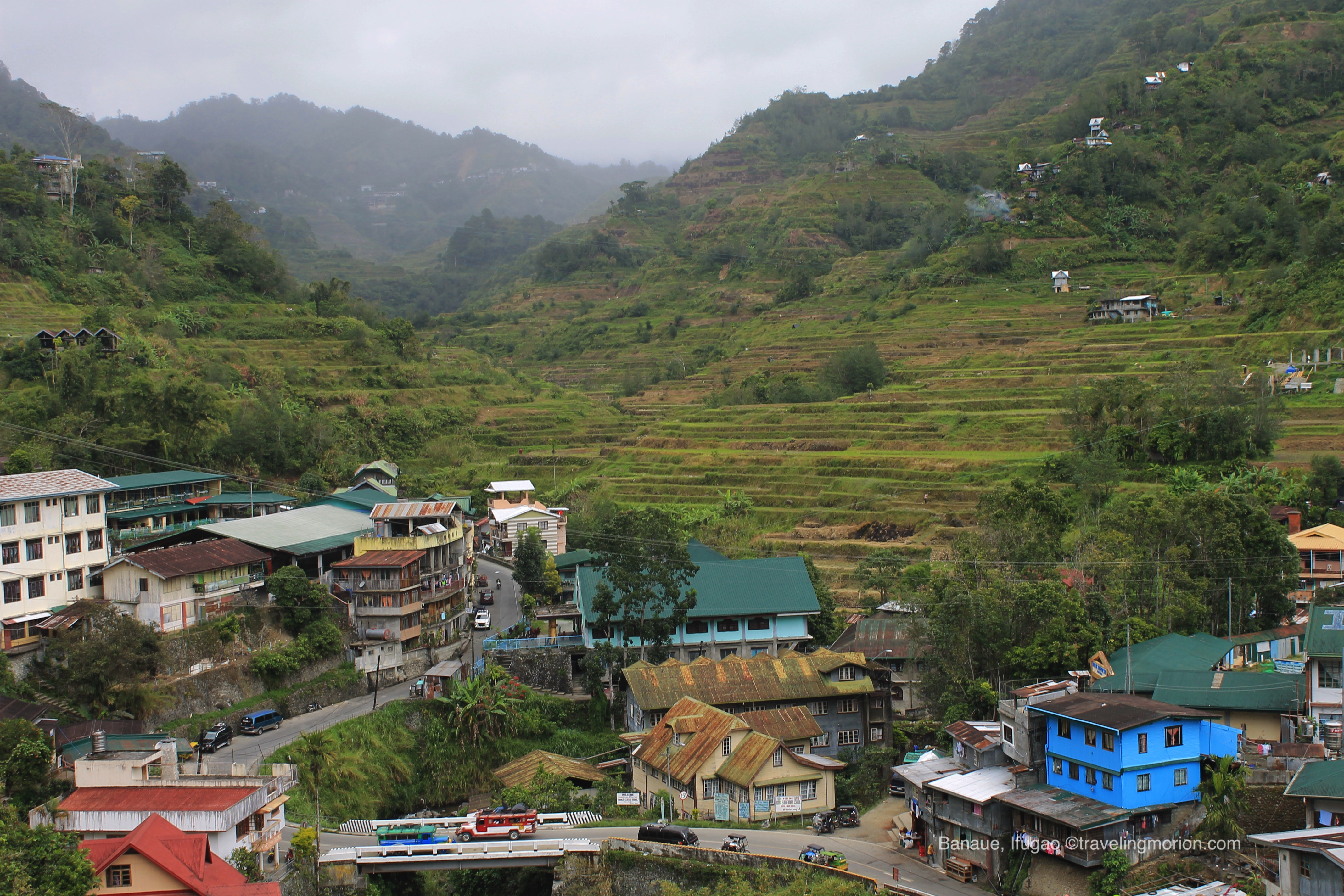 Town Proper Banaue