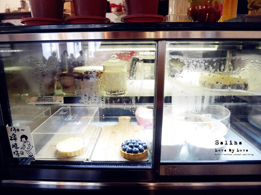 台北中山站大同區太原路附近不限時好喝文青風咖啡廳下午茶推薦角公園咖啡館蛋糕聊天 (7)