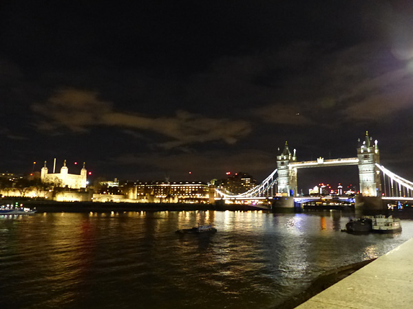 tour de Londres et towerbridge
