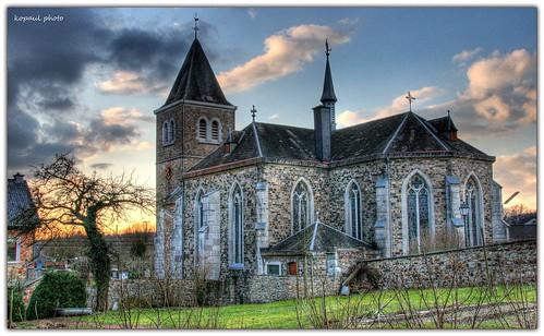 Unsere Pfarrkirche in Hauset