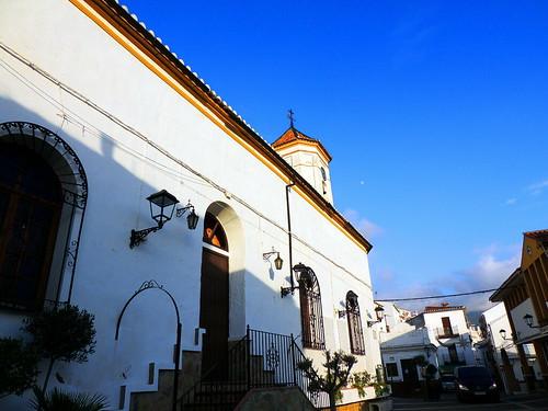 <Lateral San Francisco de Asís> Jubrique (Málaga)