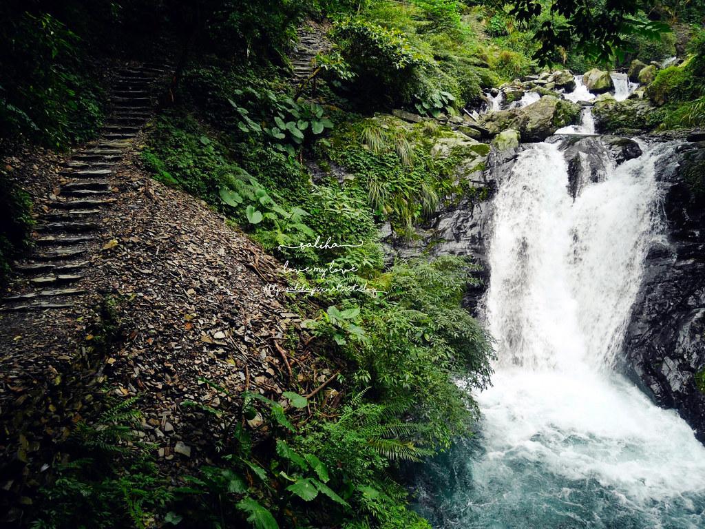 宜蘭絕美瀑布旅遊兩天一夜旅行行程景點推薦新寮瀑布步道 (5)