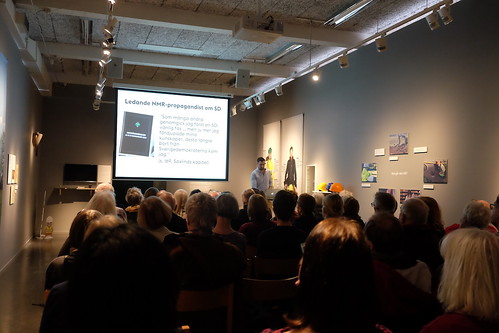 Jonathan Leman, om högerxtremism på Stadsmuseet