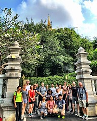 Another great group of #urbanhikers for our walk around #chinatownbangkok today!