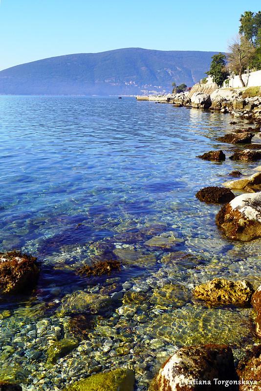 Морской пейзаж из района Савина