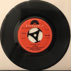 LEE DORSEY:OCCAPELLA(RECORD SIDE-B)
