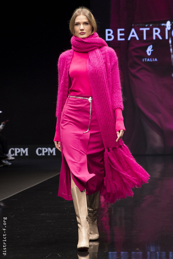 DISTRICT F — Collection Première Moscow AW19 — CPM Beatrice B gfd