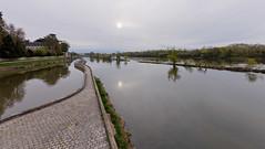 Digue de Saint-Loup sur la Loire à Saint-Jean-de-Braye
