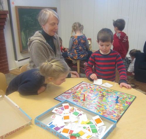 Candy Land with Susan