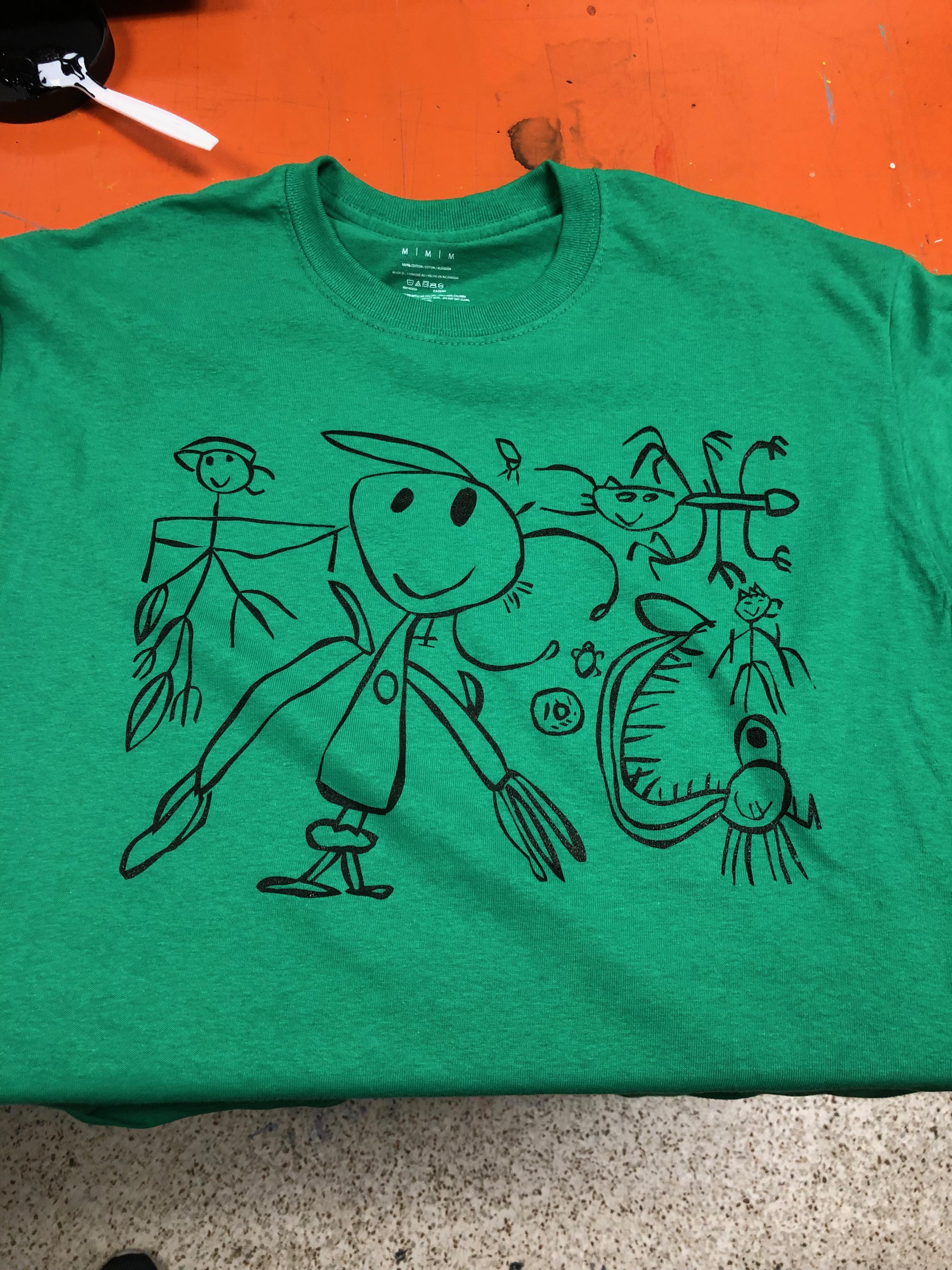 Art 2 Tshirt Designs
