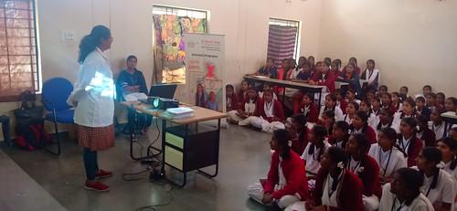 School Health Education India