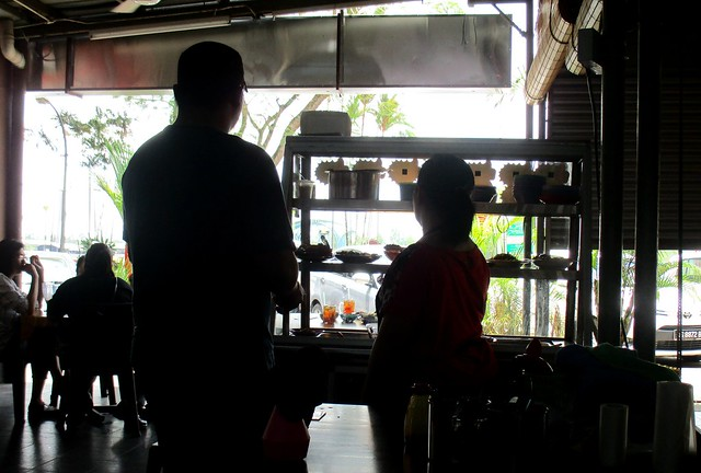 Ruai Aku ethnic food stall