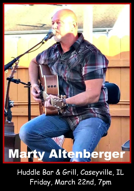 Marty Altenberger 3-22-19