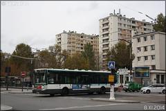 Irisbus Citélis 12 - RATP (Régie Autonome des Transports Parisiens) / STIF (Syndicat des Transports d'Île-de-France) n°3071