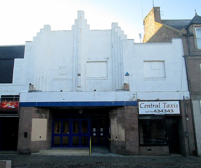 Former Regal/Kingsway Cinema, Peterhead