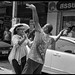 Dancing in the streets - Hua Hin - Thailand
