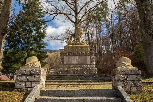 Kriegerdenkmal bei Happurg