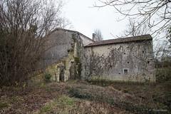 Ruines - Photo of Juillac-le-Coq