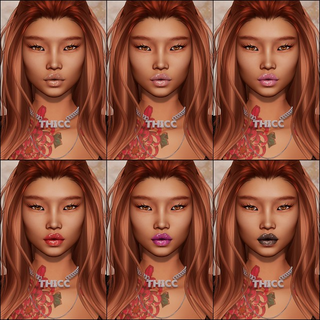 SG Manuela HD Lips for AK DELUXE
