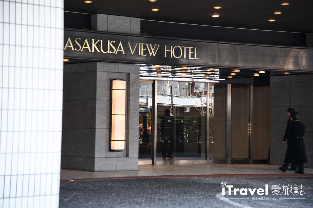 浅草豪景饭店 Asakusa View Hotel (3)